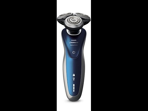 deb5d909e7f Philips Norelco Electric Shaver 8900 Review - YouTube