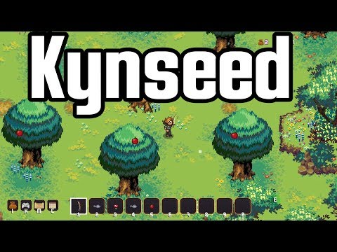 Kynseed - The Next Stardew Valley?! - Let's Play Kynseed Gameplay