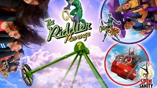 New for 2016 at Six Flags Parks Official Announcement Video