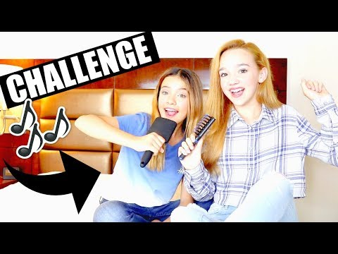 FUNNY MUSIC CHALLENGE | Finish the lyric challenge FT Ruby Jay