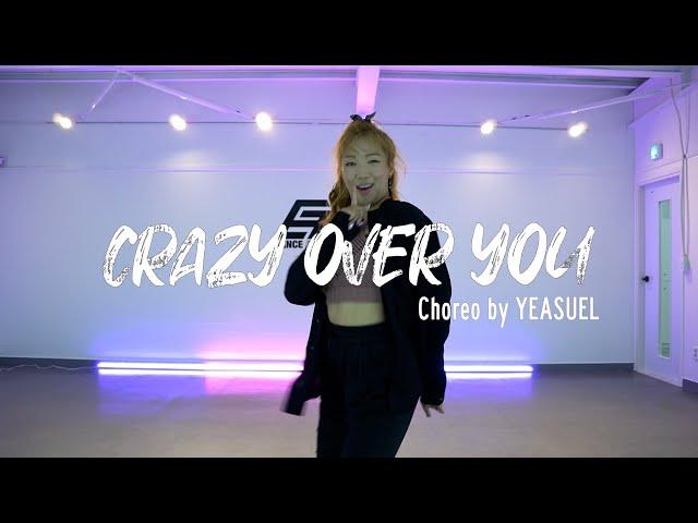 ZDANCE I 서인천점 I 이지댄스 I 블랙핑크 - 'Crazy Over You' CHOREOGRAPHY by YEASEUL