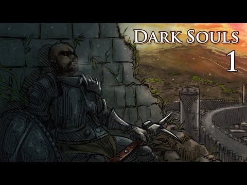 Let's Plague: Dark Souls (Part 1)