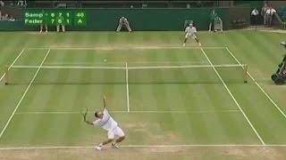 Pete Sampras vs Roger Federer : The Meeting of Champions