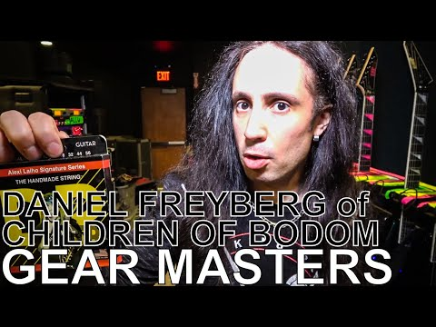 Children Of Bodom's Daniel Freyberg - GEAR MASTERS Ep. 163
