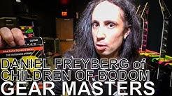 Children of Bodom's Daniel Freyberg - GEAR MASTERS Ep. 163