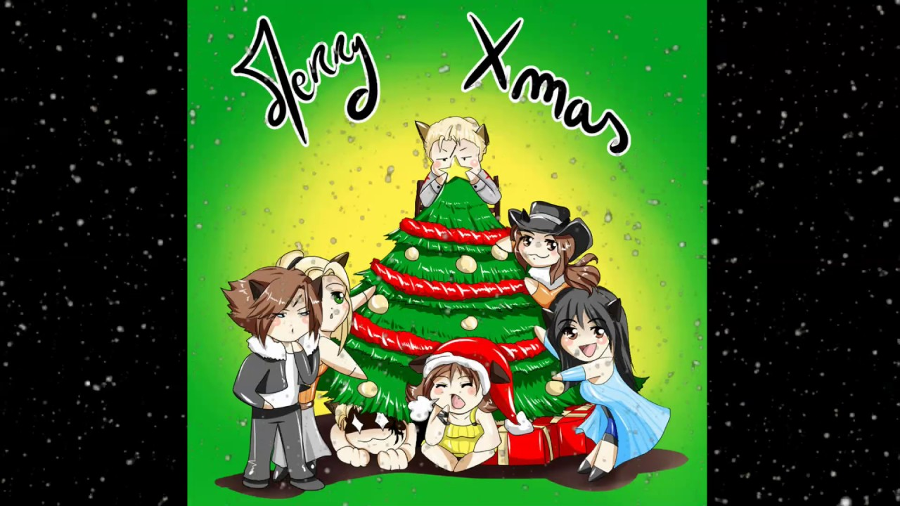 Final Fantasy Christmas.Merry Christmas A Final Fantasy Viii Special Announcement