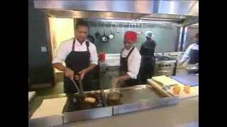 Protea Hotel Crystal Towers Chef Abbas Abrahams cooks up a storm