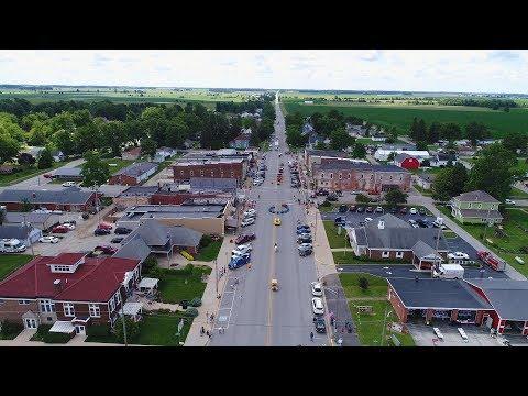 2017 Kirk's Crossing Festival Parade   Kirklin, Indiana