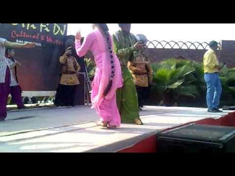 punjabi bhangra by cute & sweet dancers at haweli palace khasa road chheharta amritsar