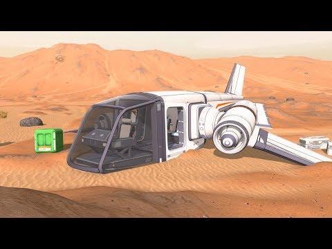 MARSUS: SURVIVAL ON MARS - OFFICIAL TRAILER