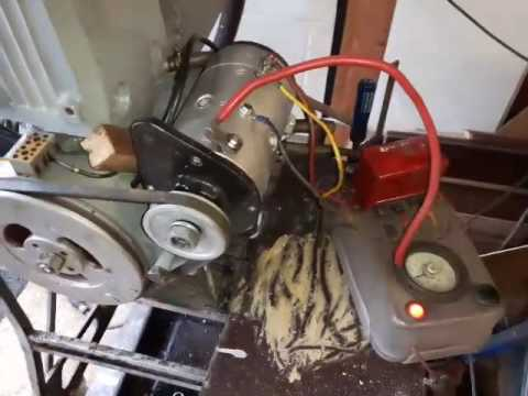 bosch dynastart wiring diagram funny bar starting and charging test volts rpm amps etc youtube