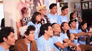 Download Press Conference OST. SUSAH SINYAL (TheOvertunes, Rendy Pandugo dan Ardhito Pramono) Mp3