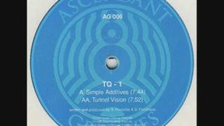 TQ-1 - tunnel vision