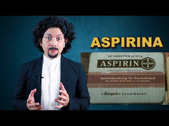 La increíble historia de la ASPIRINA - Gabriel Bulgakov