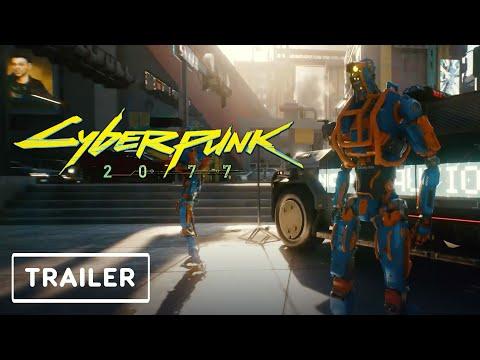 Cyberpunk 2077 - Nvidia GeForce RTX Showcase Trailer