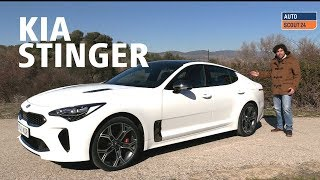 Kia Stinger | Review (2018)