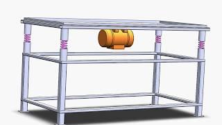 как сделать вибростол своими руками / make vibrating table