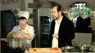 Белорусская кухня - Крапивный суп