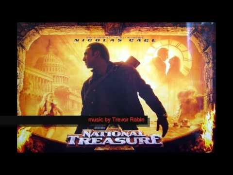 National Treasure 1+2 - suite - Trevor Rabin - FAN MADE
