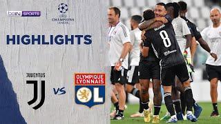 Juventus 2-1 Lyon | Champions League 19/20 Match Highlights