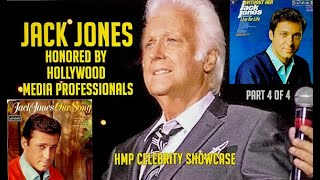 Jack Jones Honored! Thanks His Friends on Dais Norm Crosby, Peter Marshall & others! Part 4 of 4 HMP