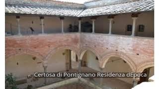 Certosa di Pontignano Residenza d