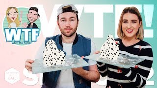 WTF?! Ginger Bread House Challenge S2E8 - In The Kitchen With Kate