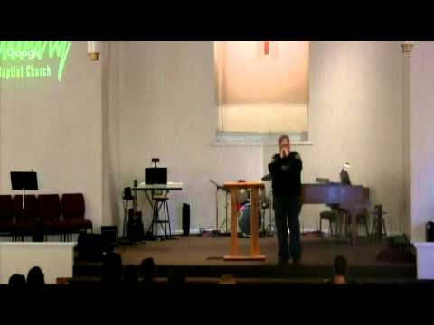 Guest Speaker Mark Clifton 1-10-15