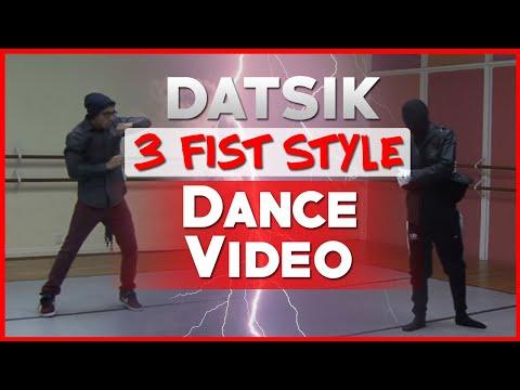 Datsik 3 Fist Style Dance Video