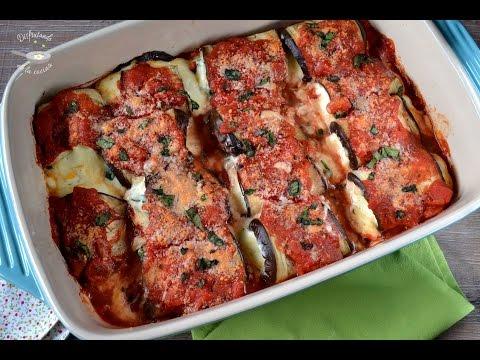 Berenjenas a la italiana Receta fácil, deliciosa y sabrosa