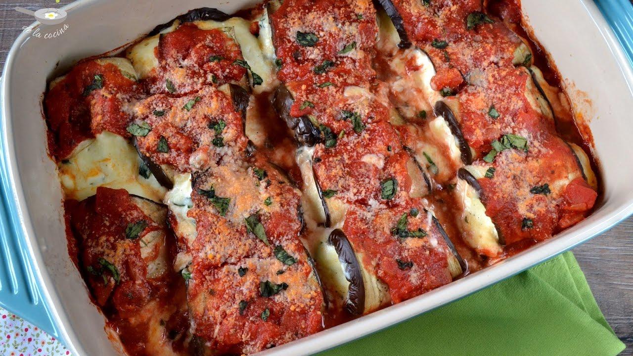 Eggplant Italian. Easy, delicious and tasty recipe - YouTube