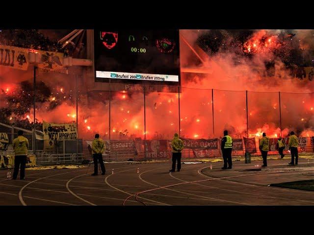 AEK ULTRAS ORIGINAL 21 - BEST MOMENTS