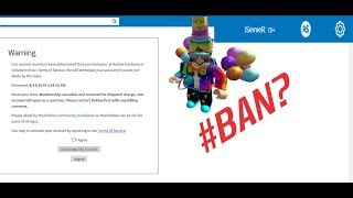 GOT A BAN ON ROBLOX? FOR CO? | SEWERUS