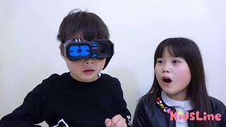 スパイごっこ ワンちゃん ガススタ おゆうぎ こうくんねみちゃん thumbnail