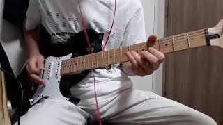 パプリカはポストヒューマンの夢を見るか / 嘘とカメレオン  ギターで弾いてみた