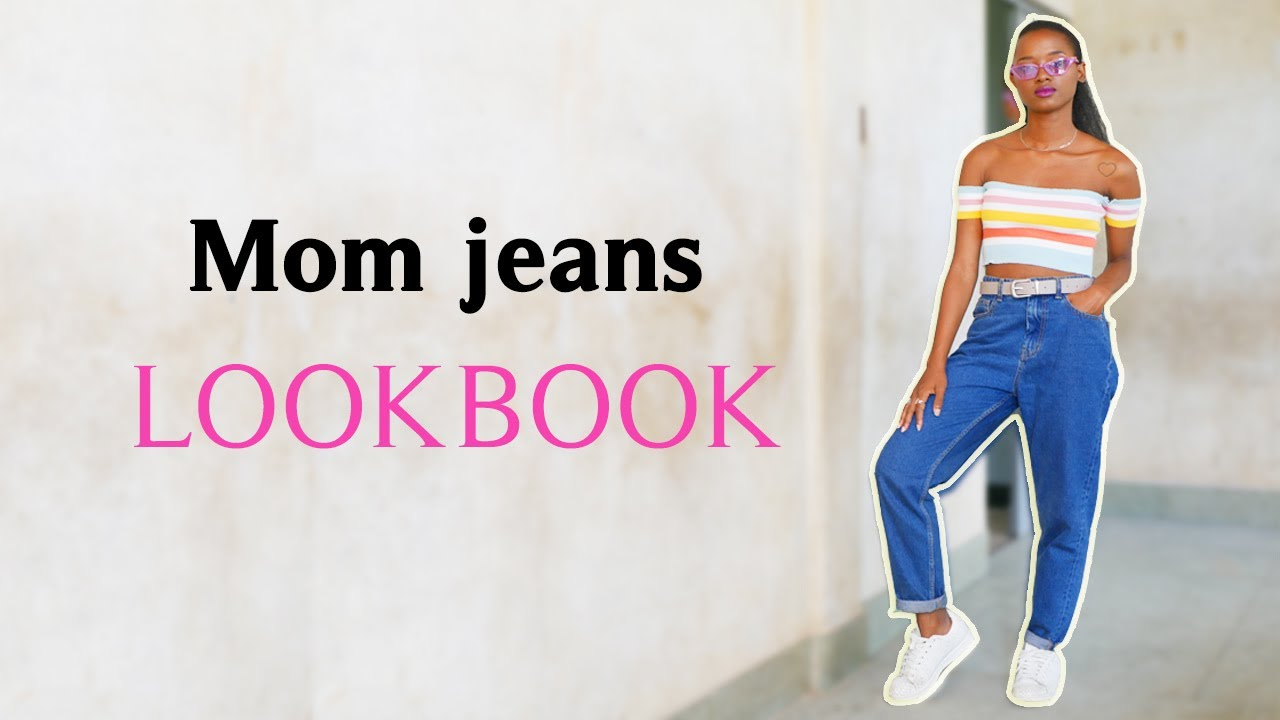 How to style Mom Jeans - 3 easy outfit ideas for Summer! | LOOKBOOK | Yara Mel 4