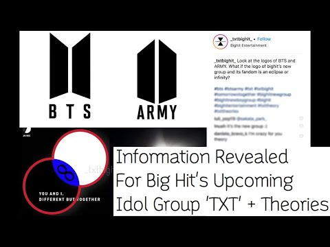 Information Revealed For Big Hit's Upcoming Idol Group TXT Debut + Theories