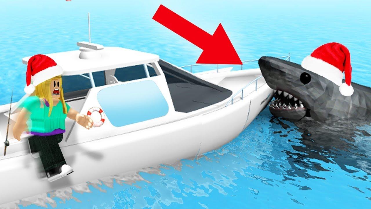 A Shark Ate My Boyfriend Roblox W Jelly Youtube