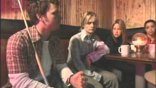 S Club 7 - Interview Playing Pool PCS 19 04 01