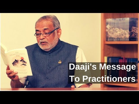 """Kamlesh D. Patel (Daaji) speaks about his vision for """"The Heartfulness Way"""", Amazon Best Seller"""