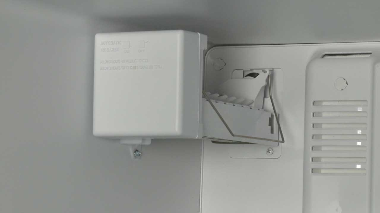 whirlpool ice maker kit installation model wpw10715708  [ 1280 x 720 Pixel ]