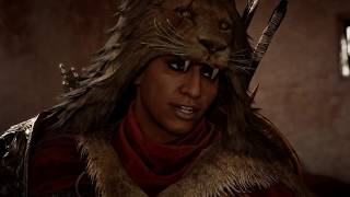DaWGZofWaR AC:Origins game play and story scene content