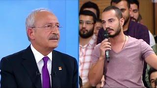Kılıçdaroğlu Bir Ampülü Daha Genç Bakış'ta Patlattı!