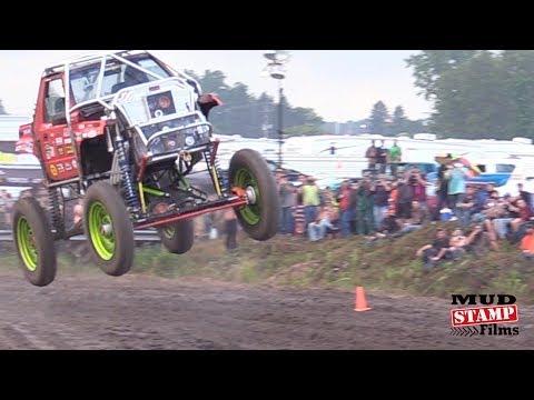 Truck Races- Michigan Mud Jam 2017