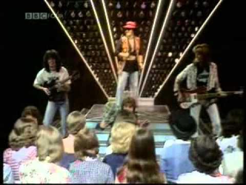 Johnny Wakelin & The Kinshasa Band - In Zaire TOTP ( 1976 )