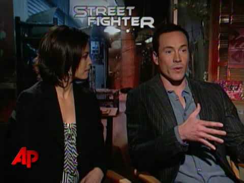 Street Fighter Trailer (Interviews) Legend Of Chun Li