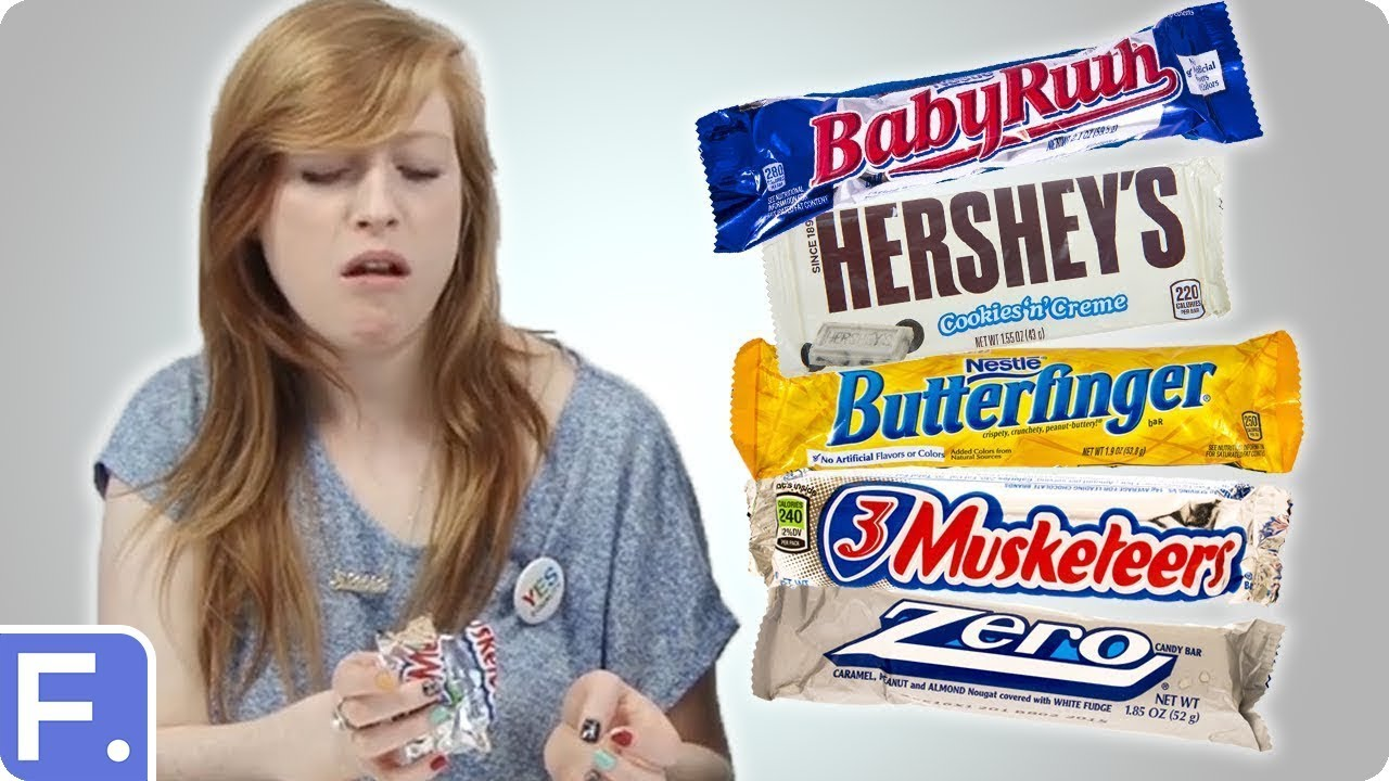 Download Irish People Taste Test American Chocolate Bars