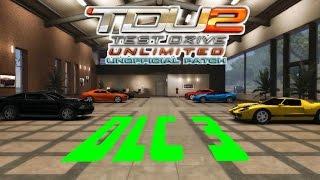 Test Drive Unlimited 2 - DLC 3 ?! Unofficial Patch 0.4 !