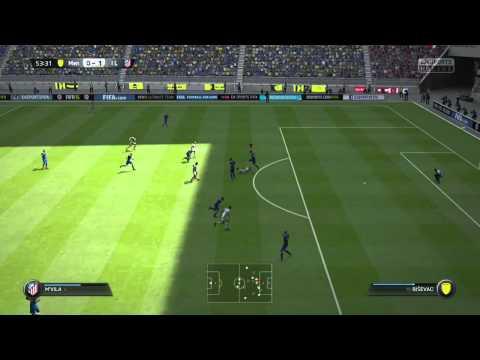 Reacción de portero- Fifa 15