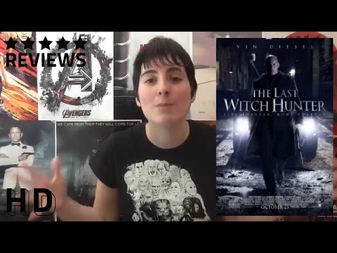 The Last Witch Hunter Movie Review - Leah Hather Reviews